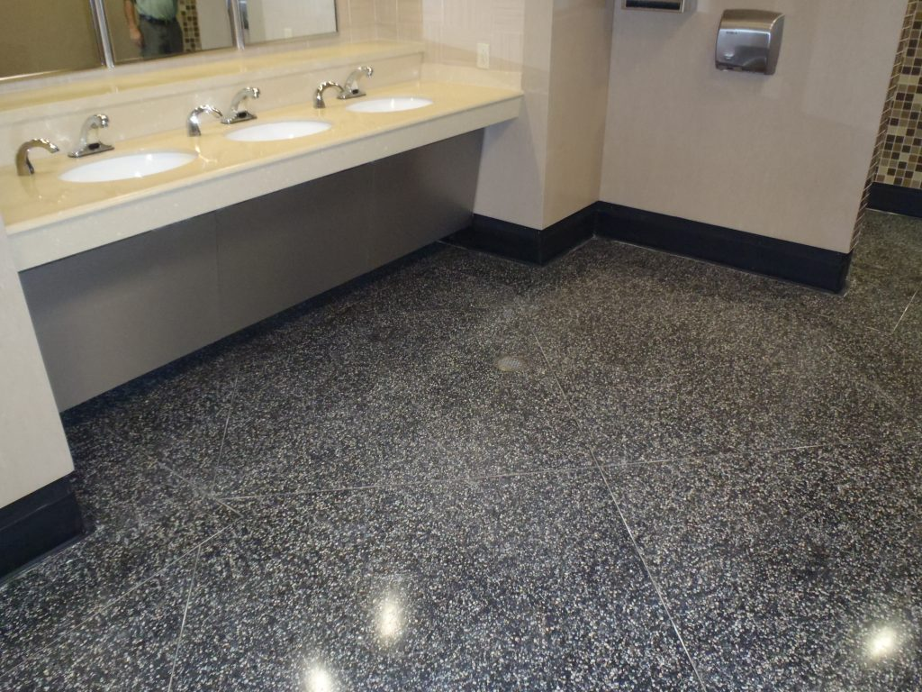 Armstrong Int'l Airport Restroom Renovations
