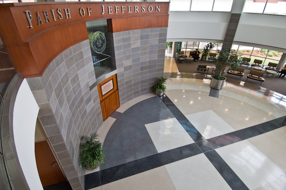 Jefferson Parish Administration Building